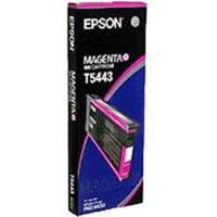 Epson T5443 (T544300) Magenta Original Ink Cartridge (220 ml)