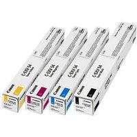 Original Multipack Canon iR C3025i Printer Toner Cartridges (4 Pack) -1394C002AA