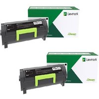 Lexmark B282X00 Black Original Extra High Capacity Return Program Toners Twin Pack (2 Pack)