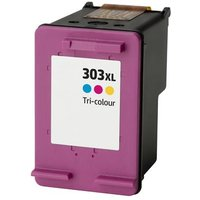 Compatible Tri-Colour HP 303XL High Capacity Ink Cartridge (Replaces HP T6N03AE)