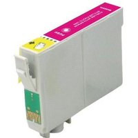 Compatible Magenta Epson T0423 Ink Cartridge (Replaces Epson T0423 Files)
