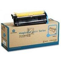 Konica Minolta 171-0471-004 Original Cyan Laser Toner Cartridge