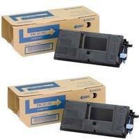 Original Multipack Kyocera ECOSYS P3150dn Printer Toner Cartridges (2 Pack) -1T02T80NL0