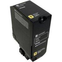 Lexmark 24B6719 Yellow Original Toner Cartridge
