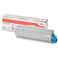 OKI 46861308 Black Original High Capacity Toner Cartridge