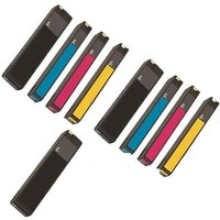 Compatible Multipack HP PageWide Color MFP 774dns Printer Ink Cartridges (9 Pack) -M0K02AE