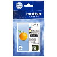 Brother LC3211VAL Original Ink Cartridge Multi-pack