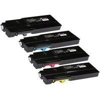 Compatible Multipack Xerox Versalink C405NW Printer Toner Cartridges (4 Pack) -106R03528