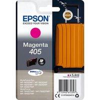 Epson 405 (T05G340) Magenta Original DURABrite Ultra Standard Capacity Ink Cartridge (Suitcase)