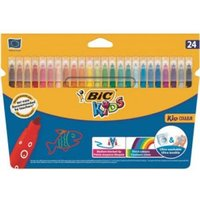 Bic Kids Couleur Colouring Felt Pens PK24
