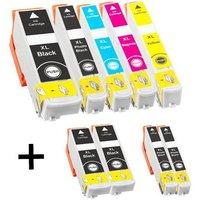 Compatible Multipack Epson Expression Premium XP-7100 Printer Ink Cartridges (9 Pack) -C13T33514010