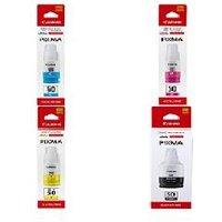 Canon GI-50 Full Set Original Ink Bottles (4 Pack)