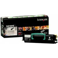 Lexmark 0034016HE Original Black High Capacity Return Program Laser Toner Cartridge