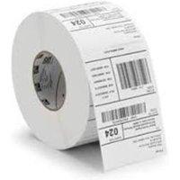Zebra 3008871-T Original Z-Perform Printer Label 1000D (102mm x 102mm) White