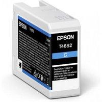 Epson T46S2 (T46S200) Cyan Original UltraChrome Ink Cartridge (25ml)