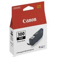 Canon PFI-300PBK Photo Black Original Ink Cartridge