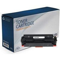 Compatible Magenta HP 415X High Capacity Toner Cartridge (Replaces HP W2033X)