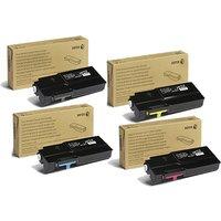 Original Multipack Xerox Versalink C405NW Printer Toner Cartridges (4 Pack) -106R03500