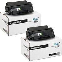 Original Multipack Tally T9220N Printer Toner Cartridges (2 Pack) -43320