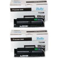 Original Multipack Tally T9308 Printer Toner Cartridges (2 Pack) -43037