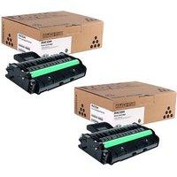 Original Multipack Ricoh SP203SFN Printer Toner Cartridges (2 Pack) -407254