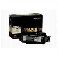 Lexmark 0064004HE Original Black High Yield Return Program Toner Cartridge