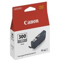 Canon PFI-300GY Grey Original Ink Cartridge
