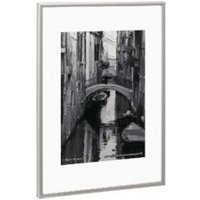 A1 Poster Frame Aluminium In Classic Satin Silver PAAFA1B