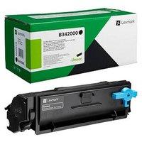 Lexmark B342000 Black Original Standard Capacity Return Program Toner Cartridge