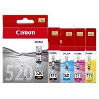 Original Multipack Canon Pixma MP540 Printer Ink Cartridges (5 Pack) -2933B001