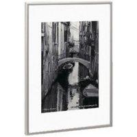 A3 Poster Display/Cert Frame Satin Silver Aluminium