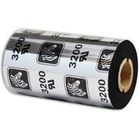 Zebra 800132-102 Original Wax/Resin Printer Ribbon 3200 (57mm x 74m)