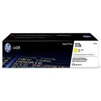 HP 117A Yellow Original Standard Capacity Toner Cartridge (W2072A)