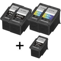 Compatible Multipack Canon Pixma MG3255 Printer Ink Cartridges (5 Pack) -5222B005
