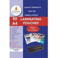 Laminating Pouch A4 150Micron Pk50