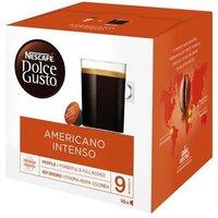 Nescafe Dolce Gusto Americano Intenso 16 capsules (Pack 3)