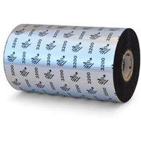 Zebra 03200BK13145 Original Wax/Resin Printer Ribbon 3200 (131mm x 450m)