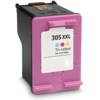 Compatible Tri-Colour HP 305XXL Extra High Capacity Ink Cartridge (Replaces HP 3YM63AE)