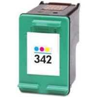 Image of Compatible Tri-Colour HP 342 Ink Cartridge (Replaces HP C9361EE)