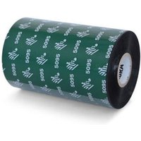 Zebra 05095BK11045 Original Resin Printer Ribbon 5095 (110mm x 450m)