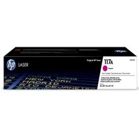 HP 117A Magenta Original Standard Capacity Toner Cartridge (W2073A)