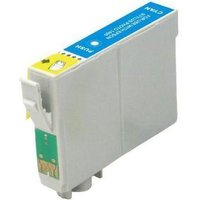 Compatible Cyan Epson 405XL High Capacity Ink Cartridge (Replaces Epson 405XL Suitcase)