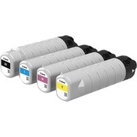 1 Canon PGI-7500XLBK and 1 x Colour Set Canon PGI-7500XLC/M/Y Original High Capacity Ink Cartridges (4 Pack)