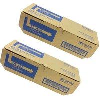 Kyocera TK-450 Black Original Toners Twin Pack (2 Pack)