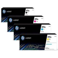 Original Multipack HP Colour Laserjet Pro M470 Printer Toner Cartridges (4 Pack) -W2032A