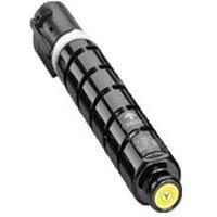 Compatible Yellow Canon C-EXV55Y Toner Cartridge (Replaces Canon 2185C002AA)