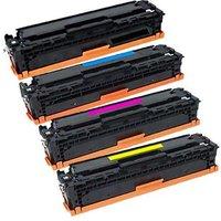 Compatible Multipack HP Colour LaserJet M477fdw Printer Toner Cartridges (4 Pack) -CF410A