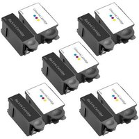 Compatible Multipack Advent Touch Wireless All-in-One Printer Ink Cartridges (10 Pack) -851943