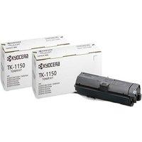 Original Multipack Kyocera ECOSYS P2335dn Printer Toner Cartridges (2 Pack) -1T02RV0NL0