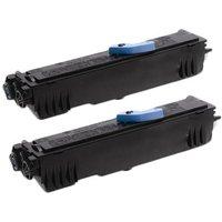 Compatible Multipack Epson Aculaser M1200 Printer Toner Cartridges (2 Pack) -C13S050520